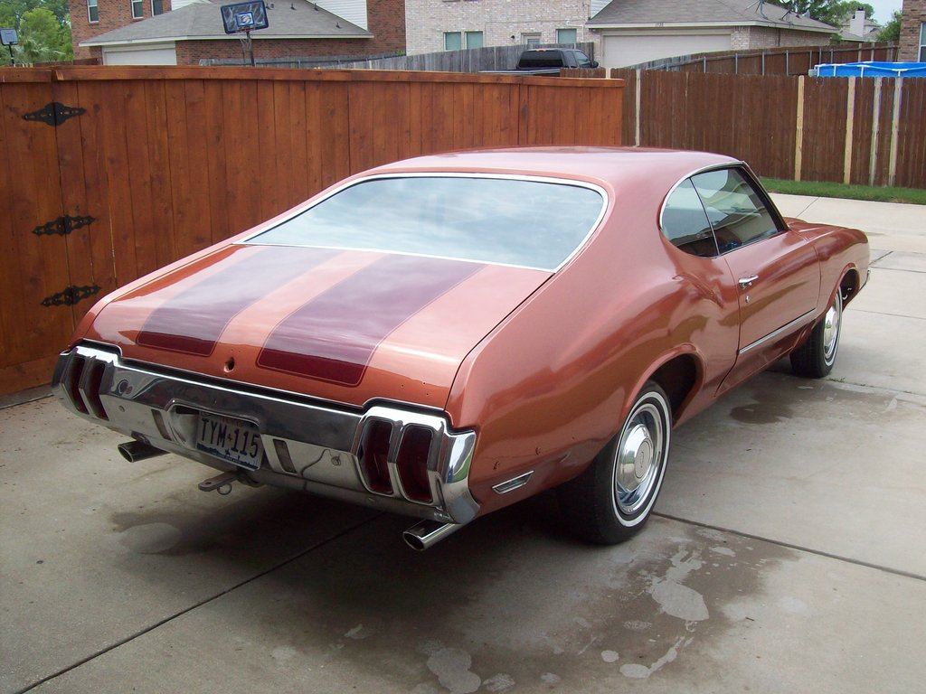 RoscoDallas 1970 Oldsmobile Cutlass Specs Photos Modification