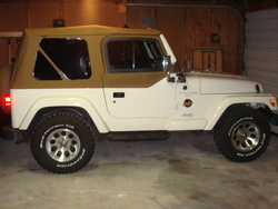 NealKesslers 1997 Jeep Wrangler