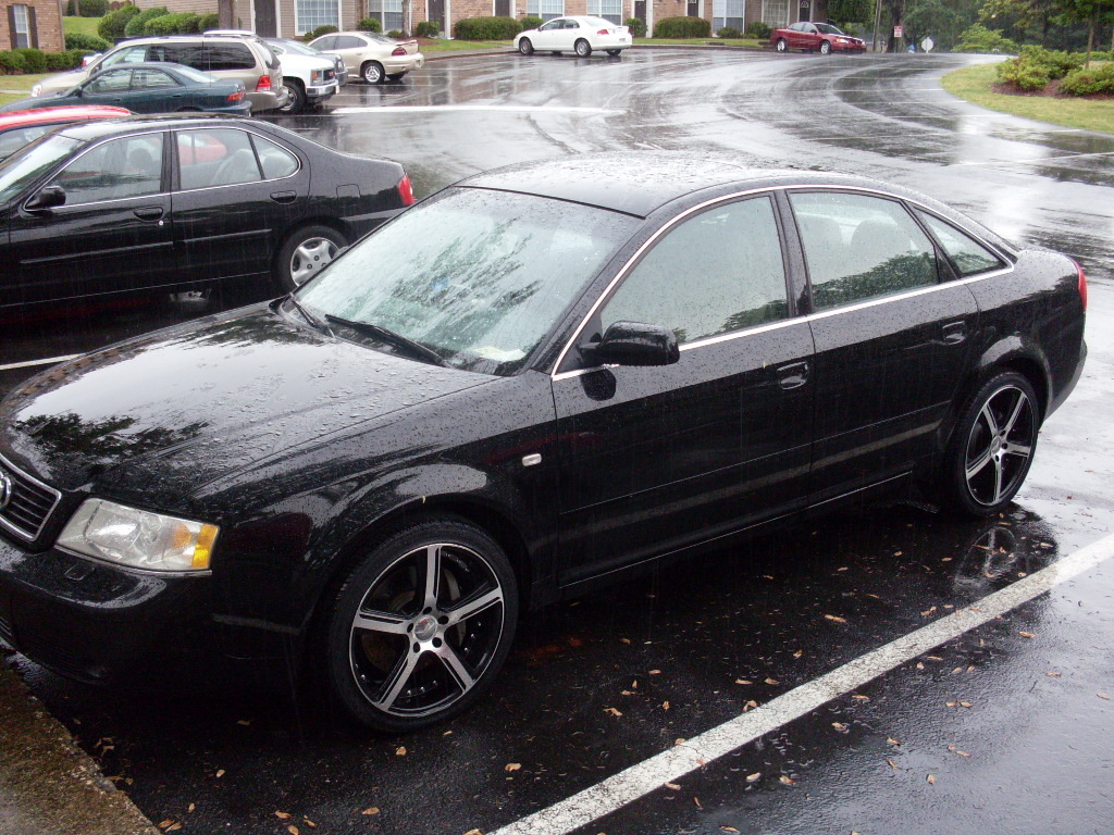 Lonyae Audi A Specs Photos Modification Info At CarDomain - 2000 audi a6