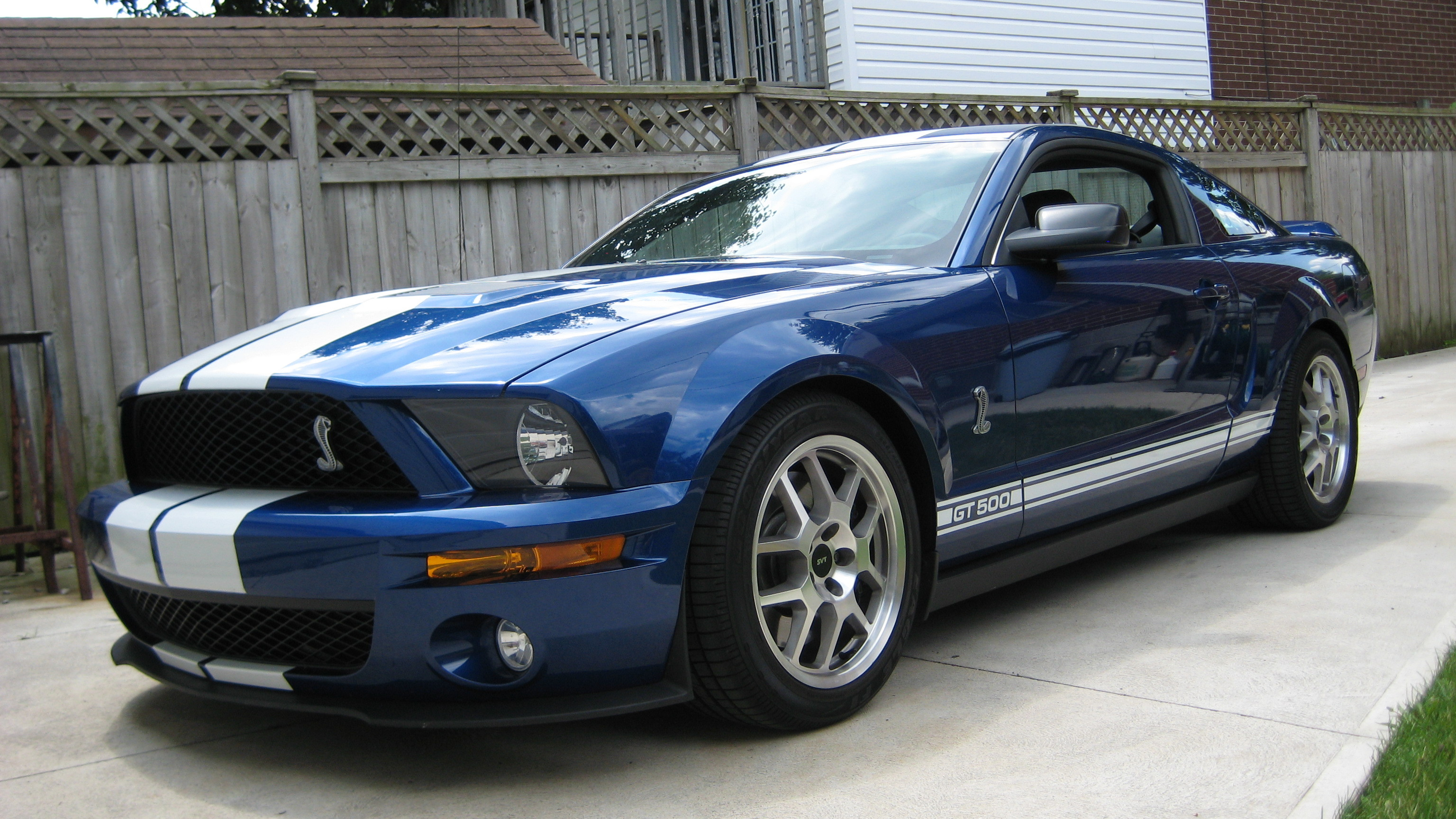 2009 Mustang Gt Specs >> delar777 2009 Shelby GT500 Specs, Photos, Modification Info at CarDomain