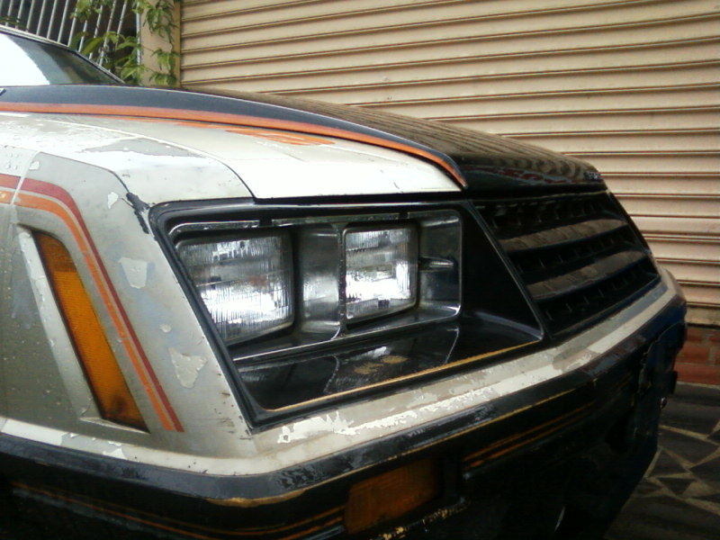 colonialmotion 1979 Ford Mustang