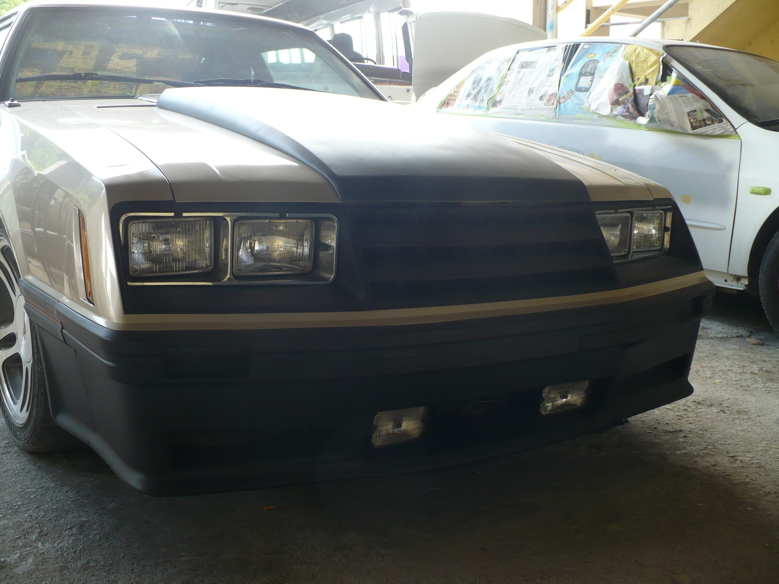 Another colonialmotion 1979 Ford Mustang post... - 13180611