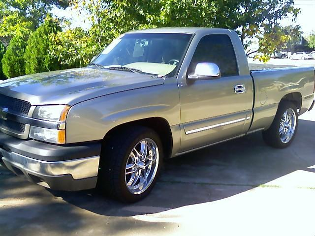 cris orozco 2003 chevrolet silverado 1500 regular cab. Black Bedroom Furniture Sets. Home Design Ideas