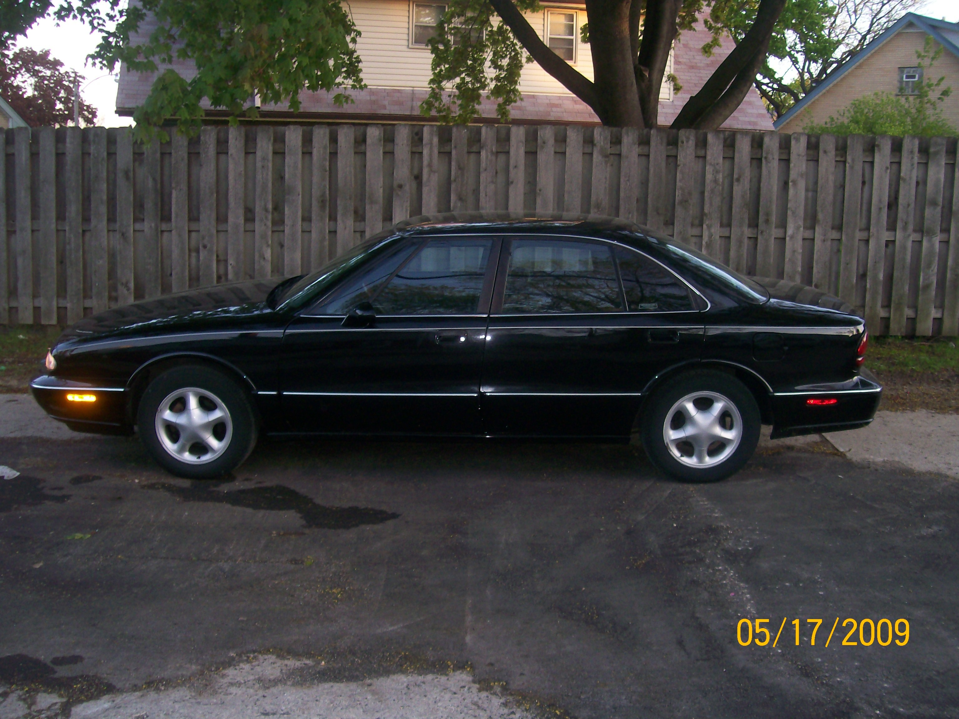 Another Kenjon11 1997 Oldsmobile LSS post... - 13101626