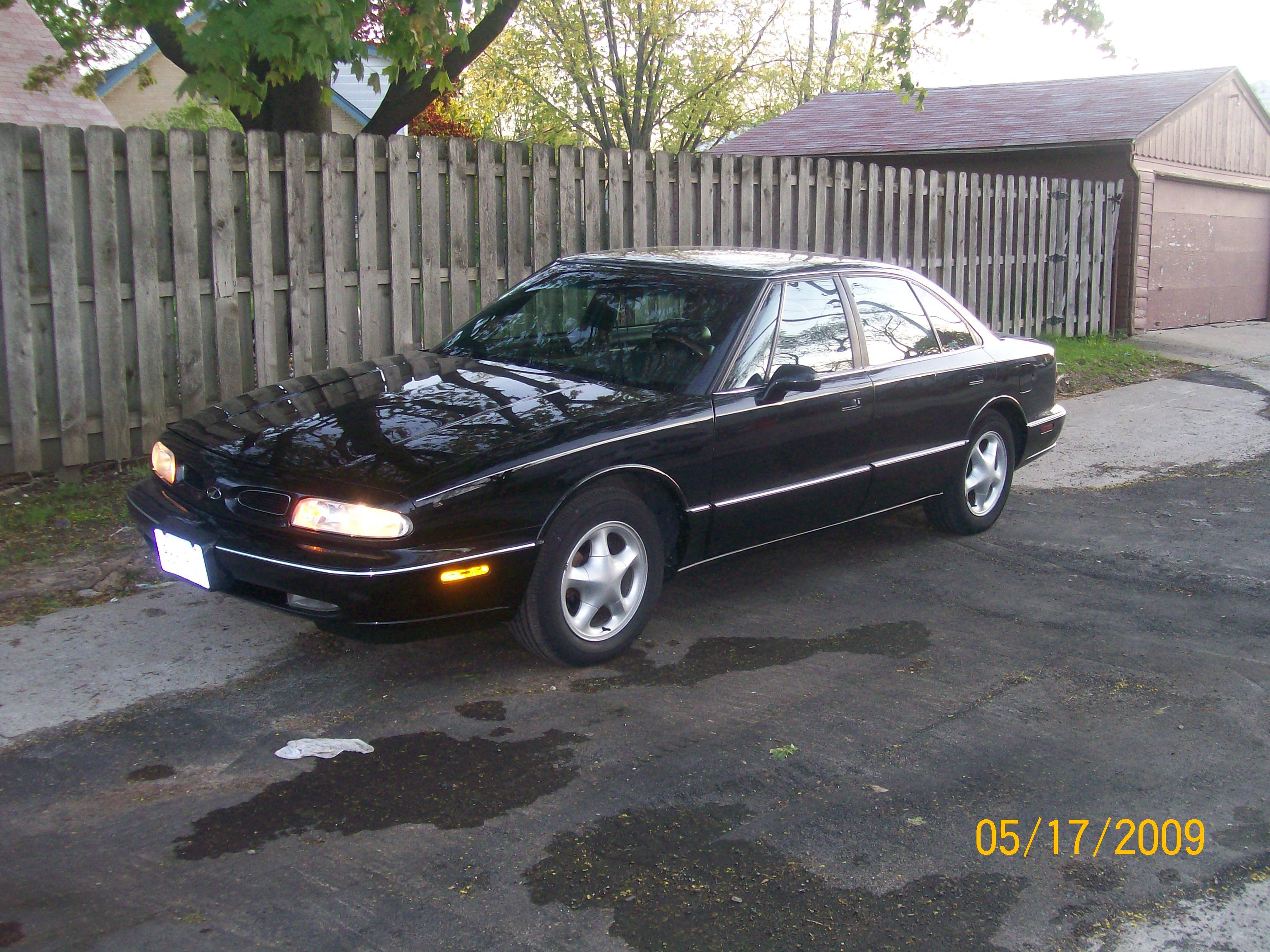 Another Kenjon11 1997 Oldsmobile LSS post... - 13101627