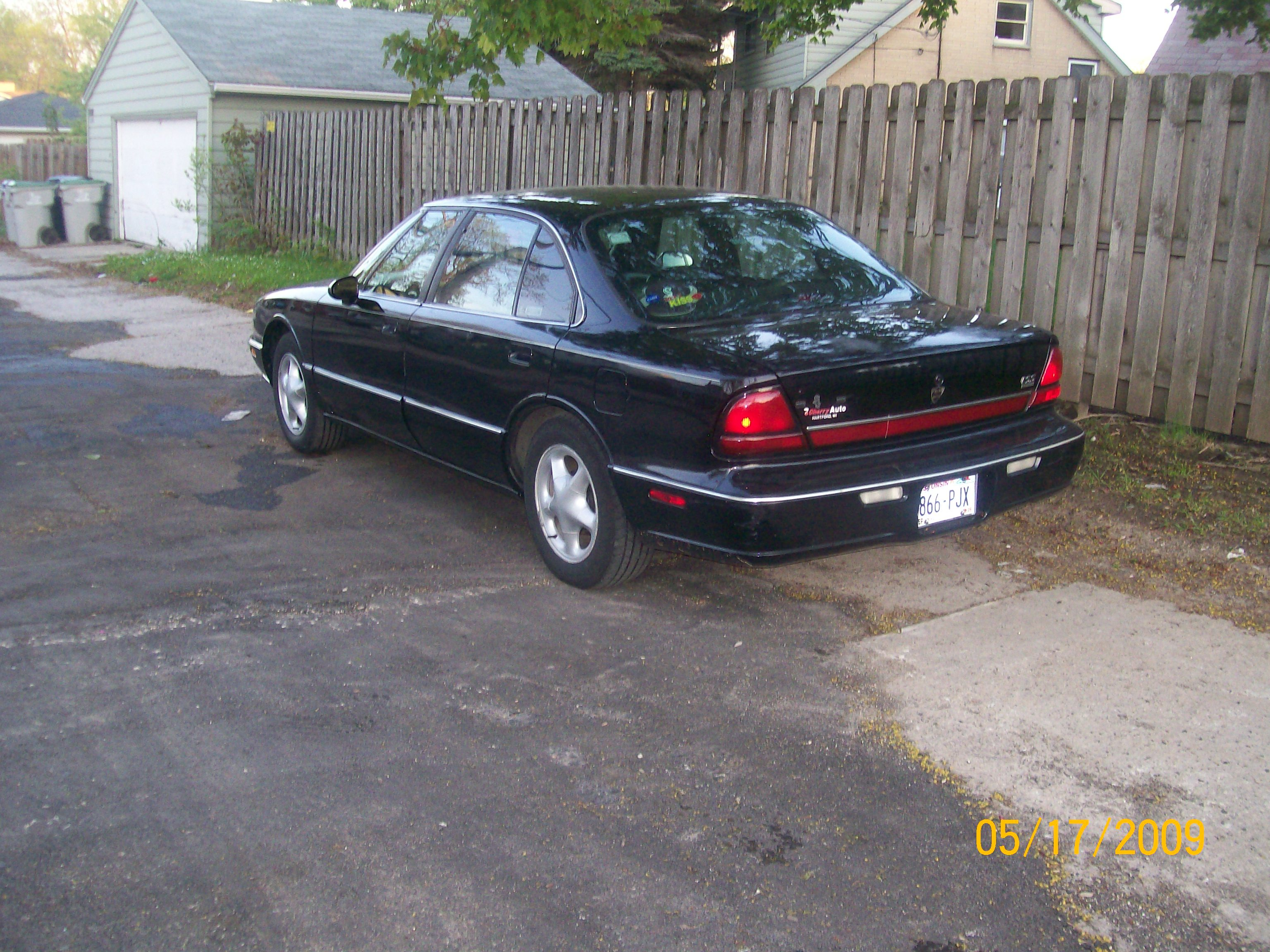 Another Kenjon11 1997 Oldsmobile LSS post... - 13101628