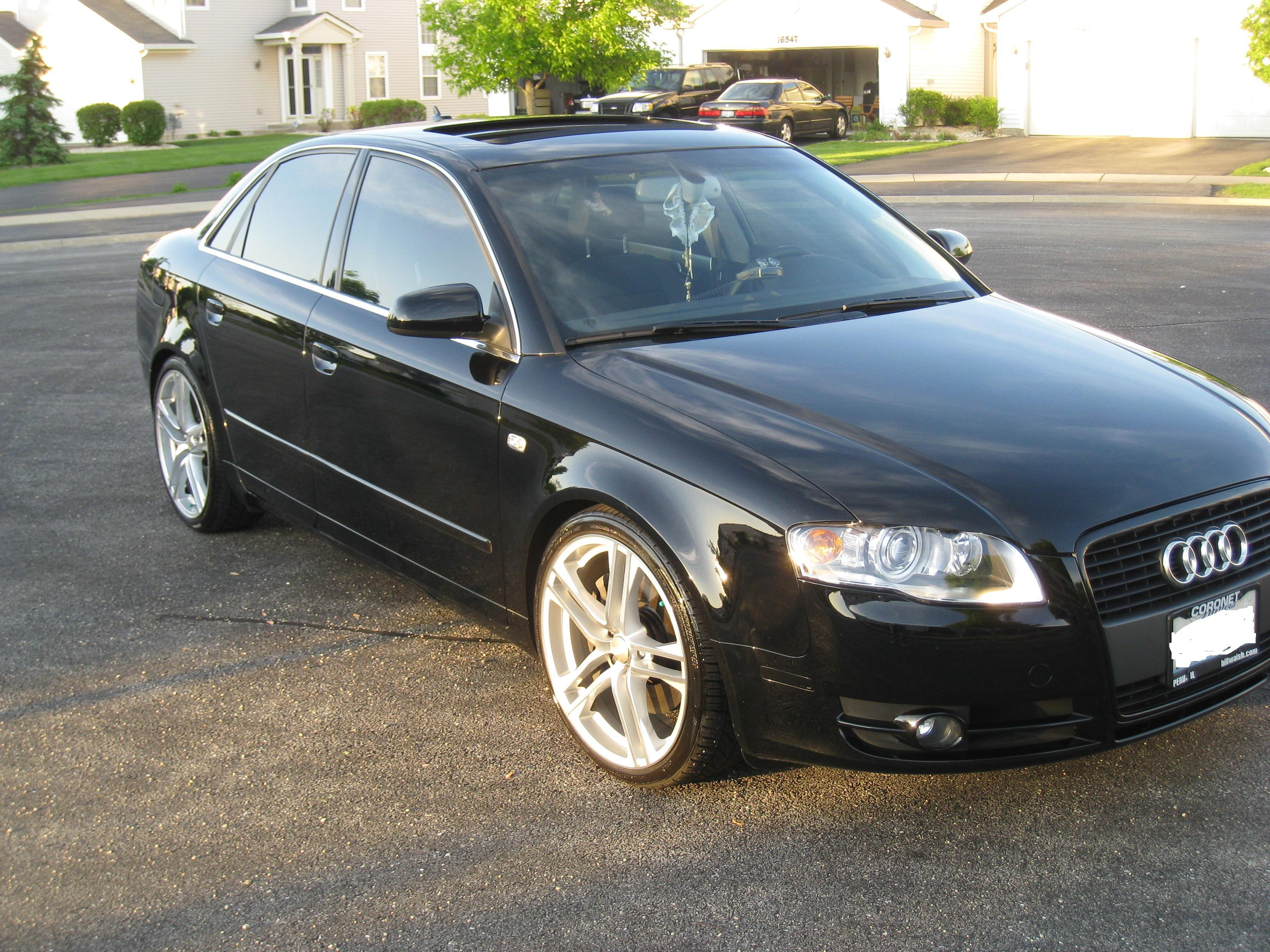 quickgti03 2007 audi a4 specs photos modification info at cardomain. Black Bedroom Furniture Sets. Home Design Ideas