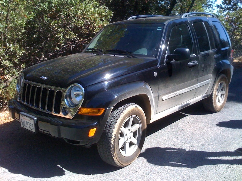 StealthKJ 2005 Jeep Liberty 13103878