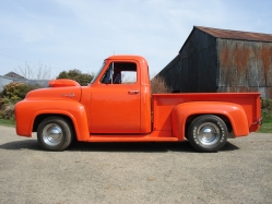 rockinrich01s 1955 Ford F150 Regular Cab