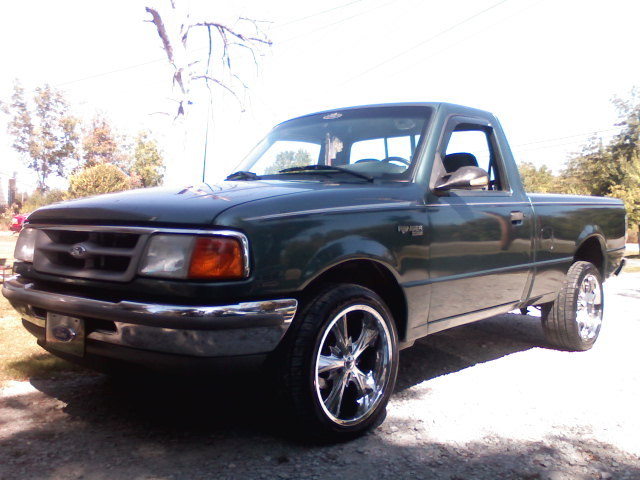 lilchappell 1996 Ford Ranger Regular Cab 13129527