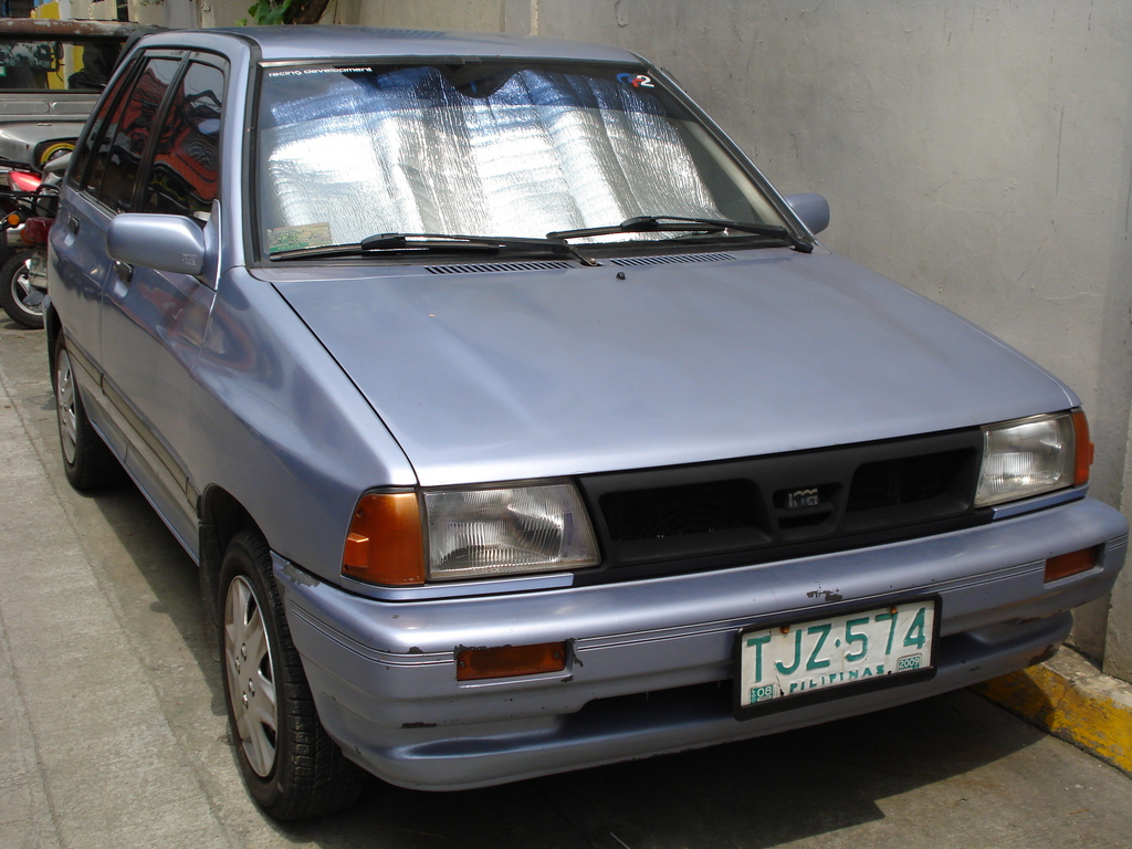 Another kriskros 1993 Kia Pride post... - 13491283
