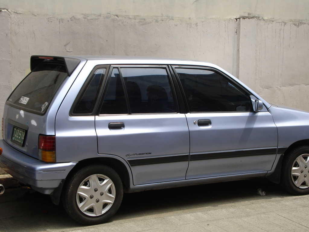 Another kriskros 1993 Kia Pride post... - 13491285