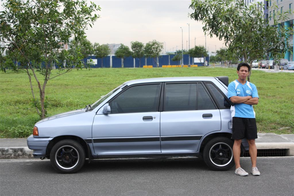 Another kriskros 1993 Kia Pride post... - 13491289