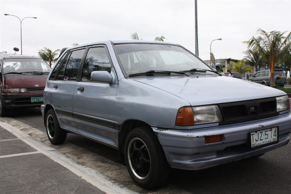 Another kriskros 1993 Kia Pride post... - 13491291