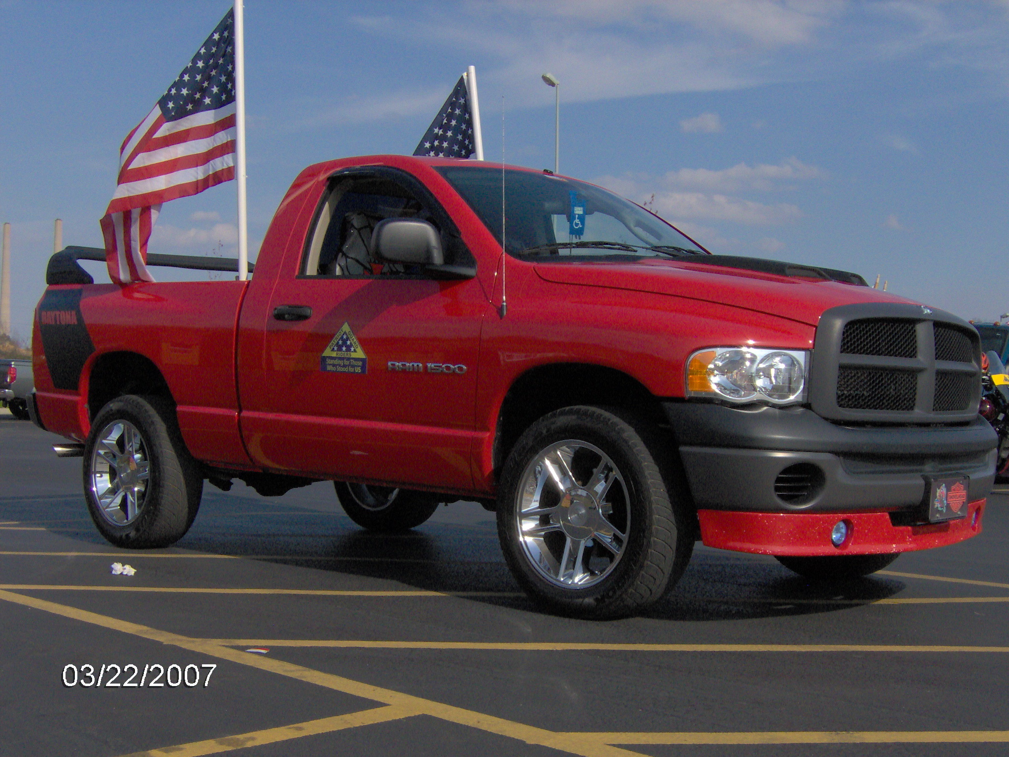 debsdaytona 2005 dodge ram 1500 regular cab specs photos modification info at cardomain. Black Bedroom Furniture Sets. Home Design Ideas