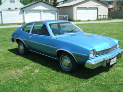 Danny381 1975 Ford Pinto