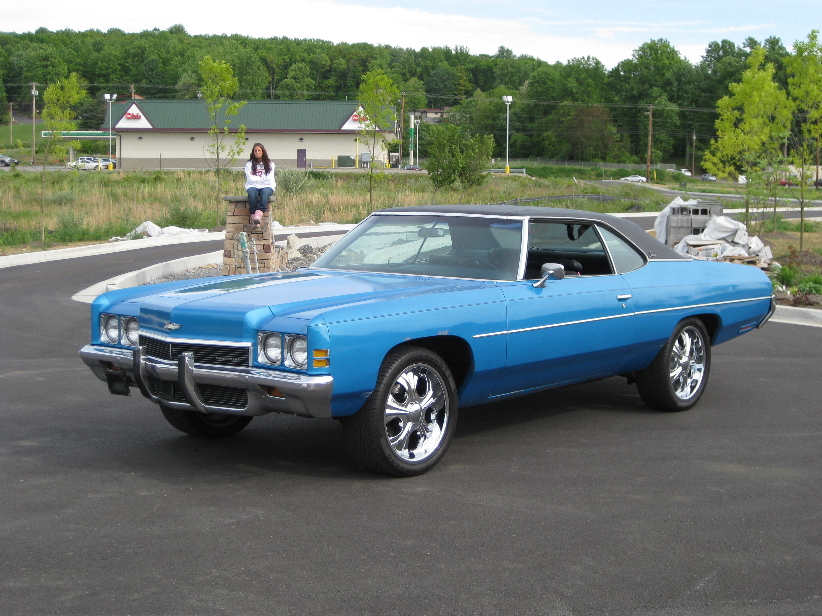 diocustoms 1972 chevrolet impala specs photos