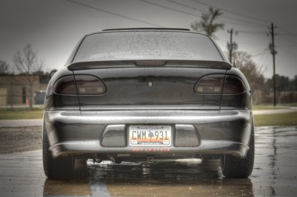 ChazzWithTheCam 1998 Chevrolet Cavalier 13107983