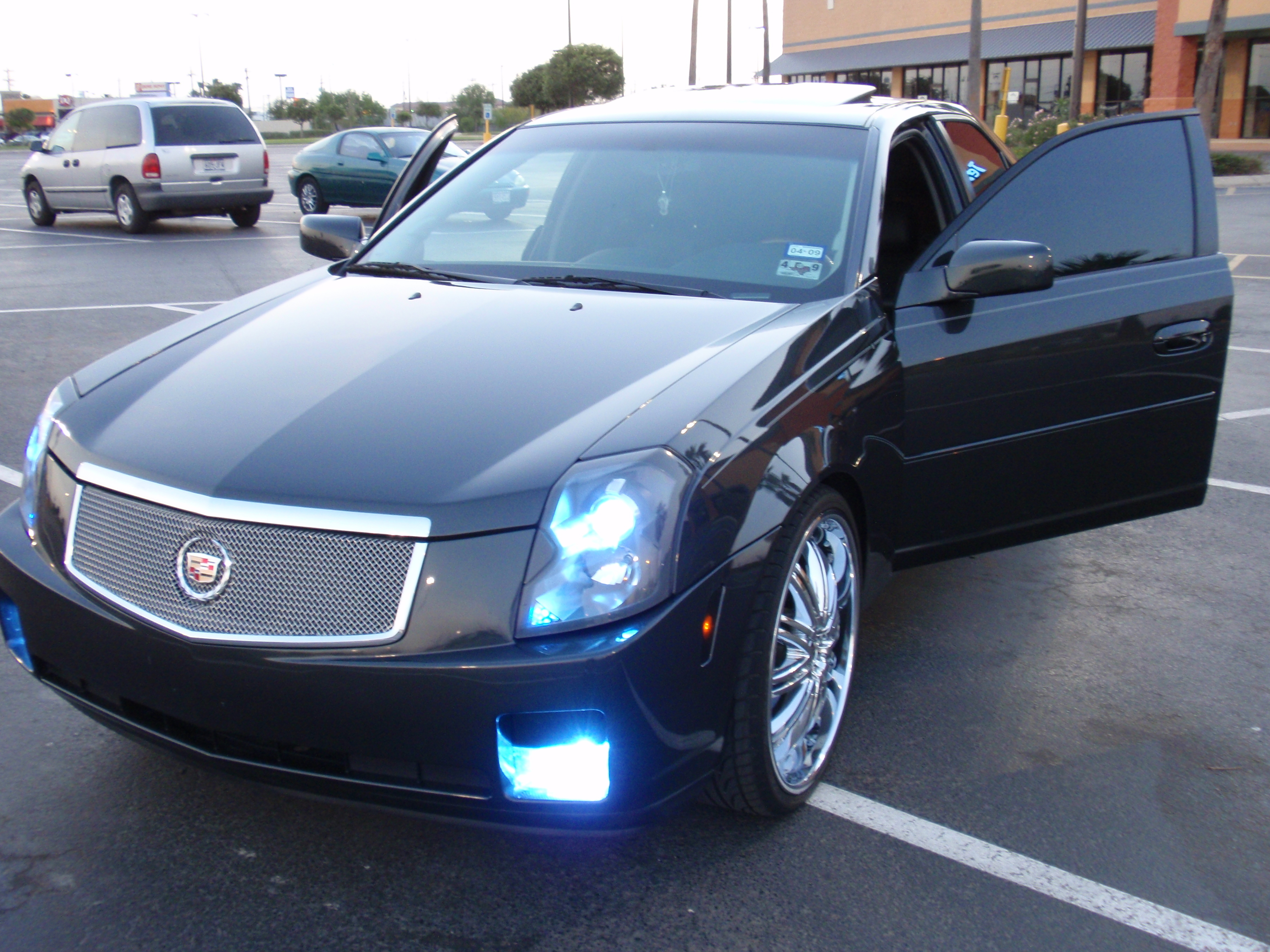 saleenyellow101 2005 cadillac cts 39 s photo gallery at cardomain. Black Bedroom Furniture Sets. Home Design Ideas