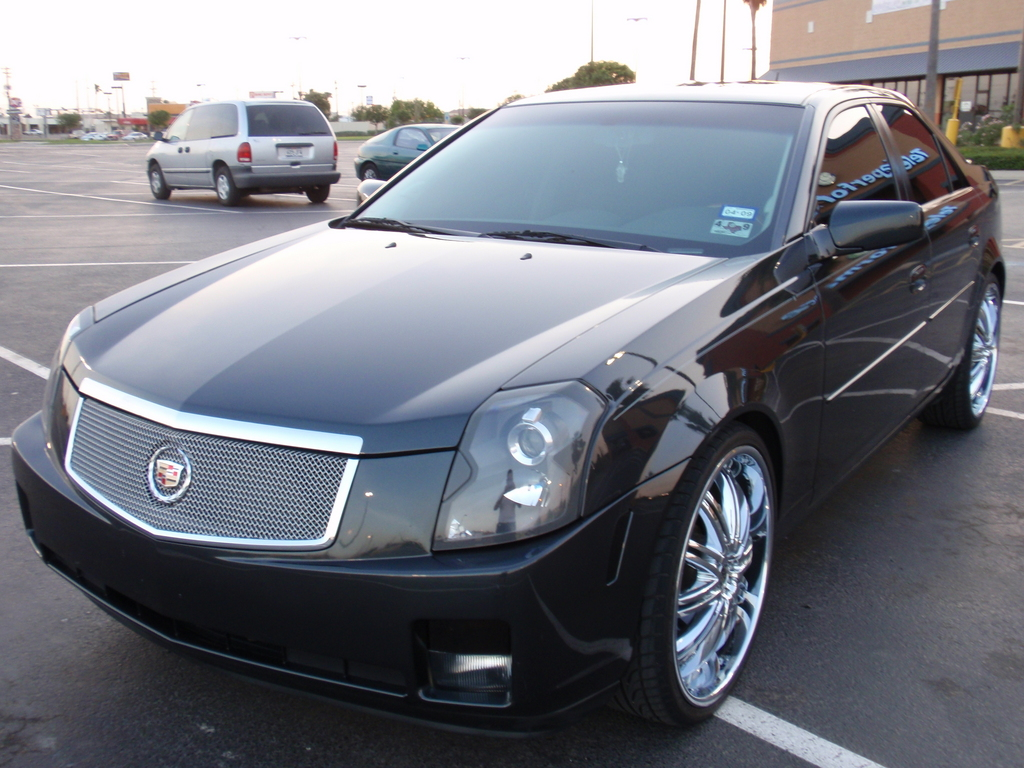 saleenyellow101 39 s 2005 cadillac cts in brownsville tx. Black Bedroom Furniture Sets. Home Design Ideas