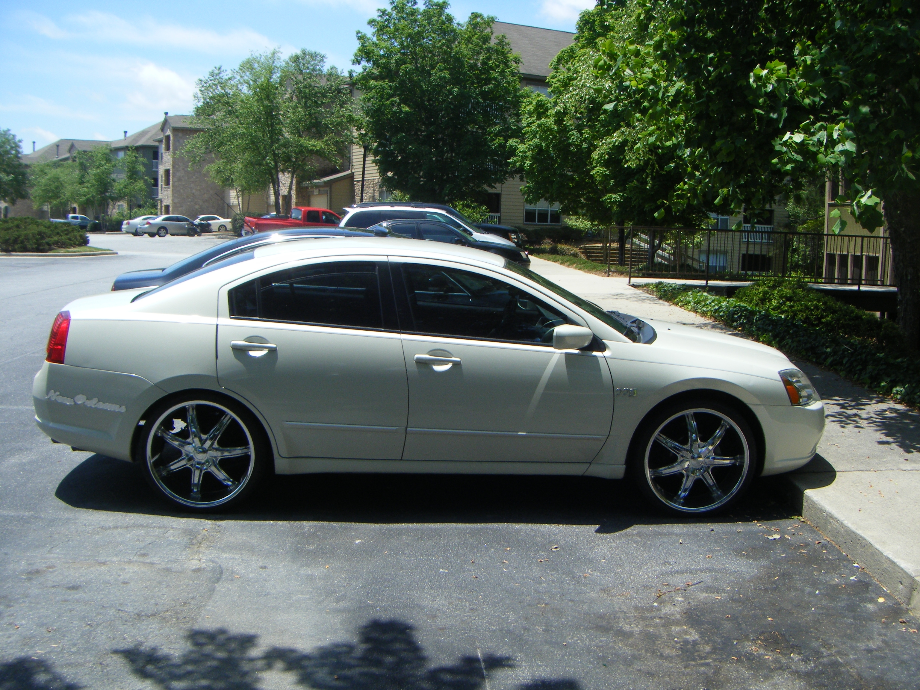 NewOrleansBoi84 2005 Mitsubishi Galant Specs, Photos, Modification Info at CarDomain