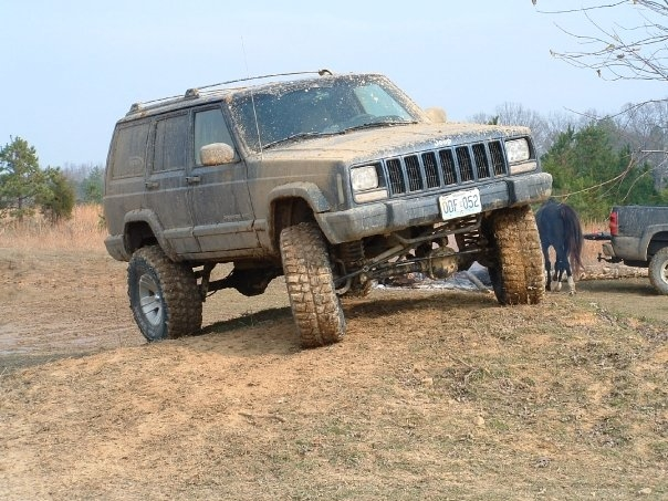 stereoonejeep 2000 Jeep Cherokee 13109299