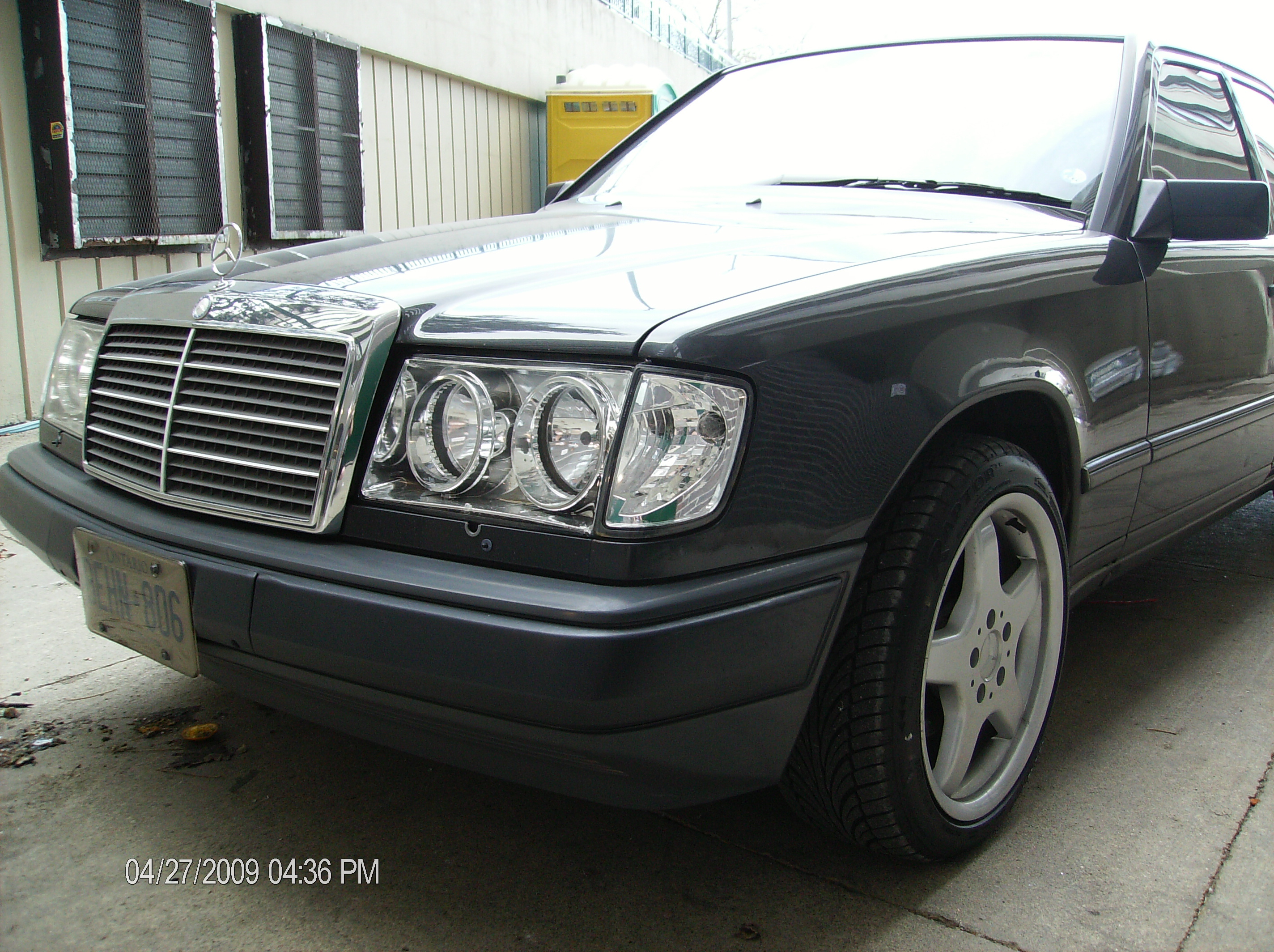 dre85 1989 mercedes benz 300e specs photos modification