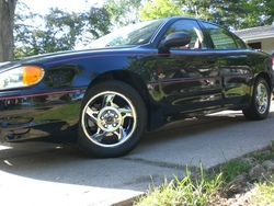 Terra Lynnes 2003 Pontiac Grand Am