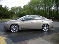 kingjames410s 2007 Nissan Altima