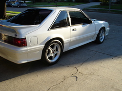 CKCREWs 1993 Ford Mustang