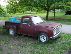 Dodgetruck123 1977 Dodge Ram 1500 Regular Cab