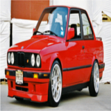kase-e30s 1989 BMW 3 Series