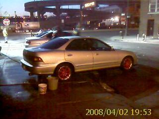 Another hectic_les 1996 Acura Integra post... - 13113115