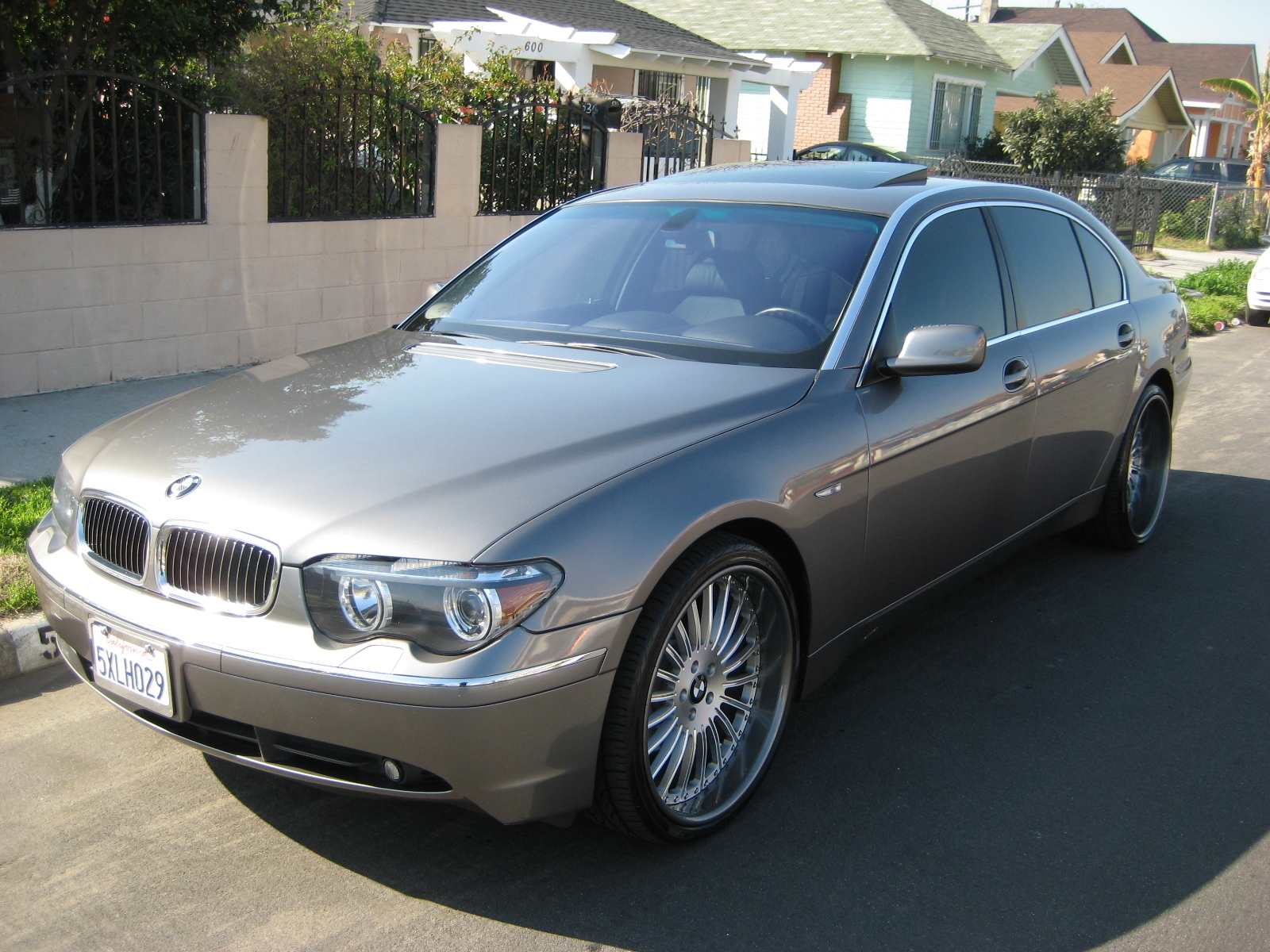 beemac 2002 BMW 7 Series 13114380