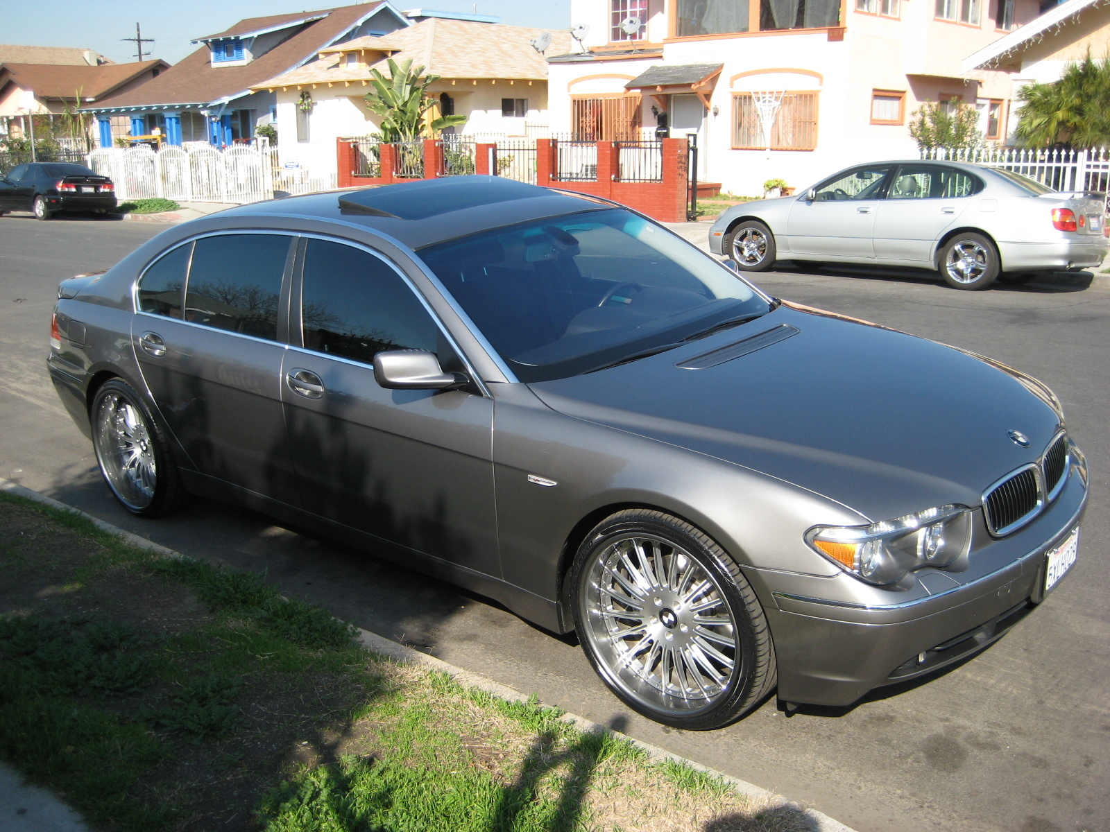 beemac 2002 BMW 7 Series 13114381