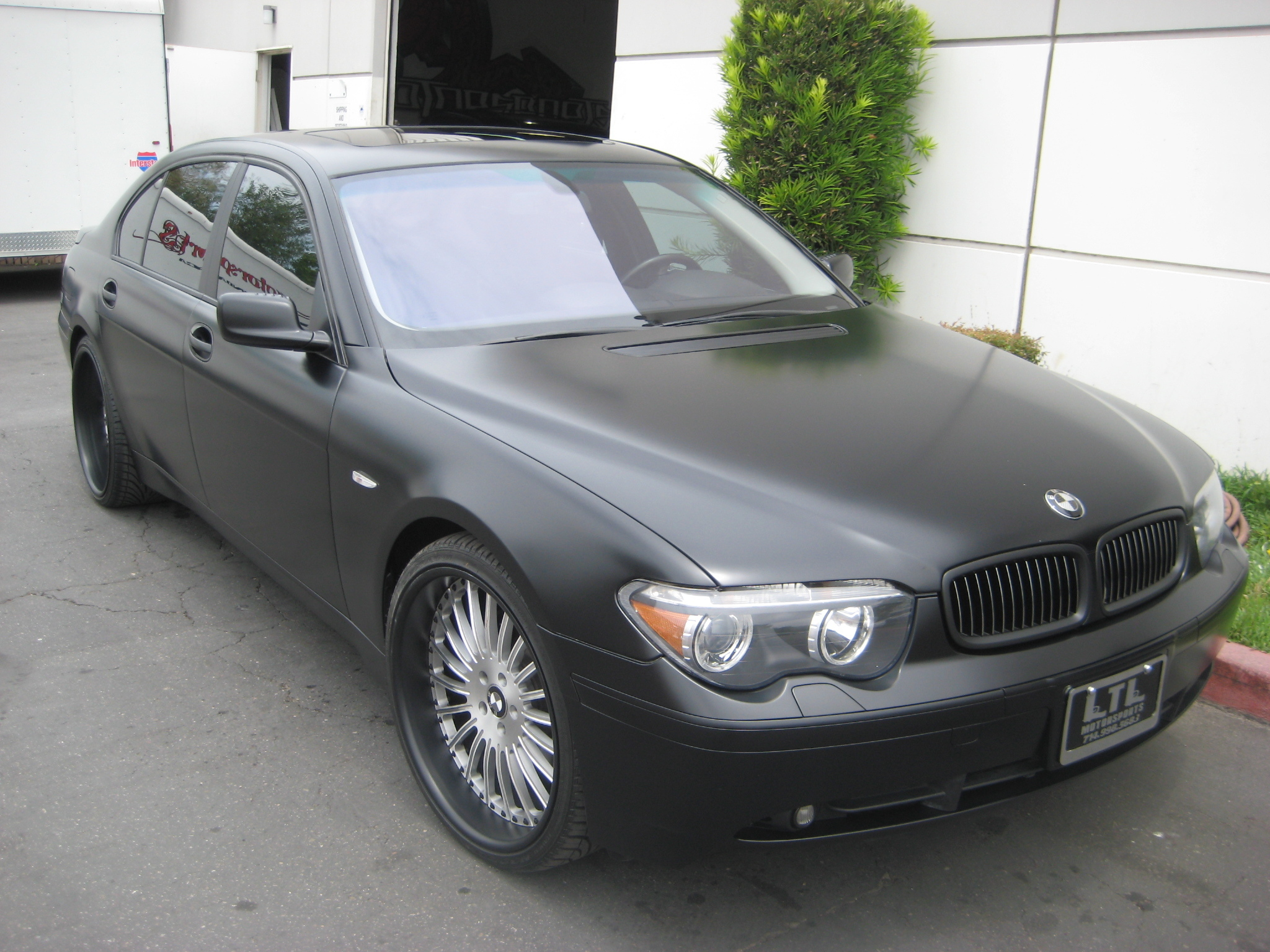 beemac's 2002 BMW 7 Series