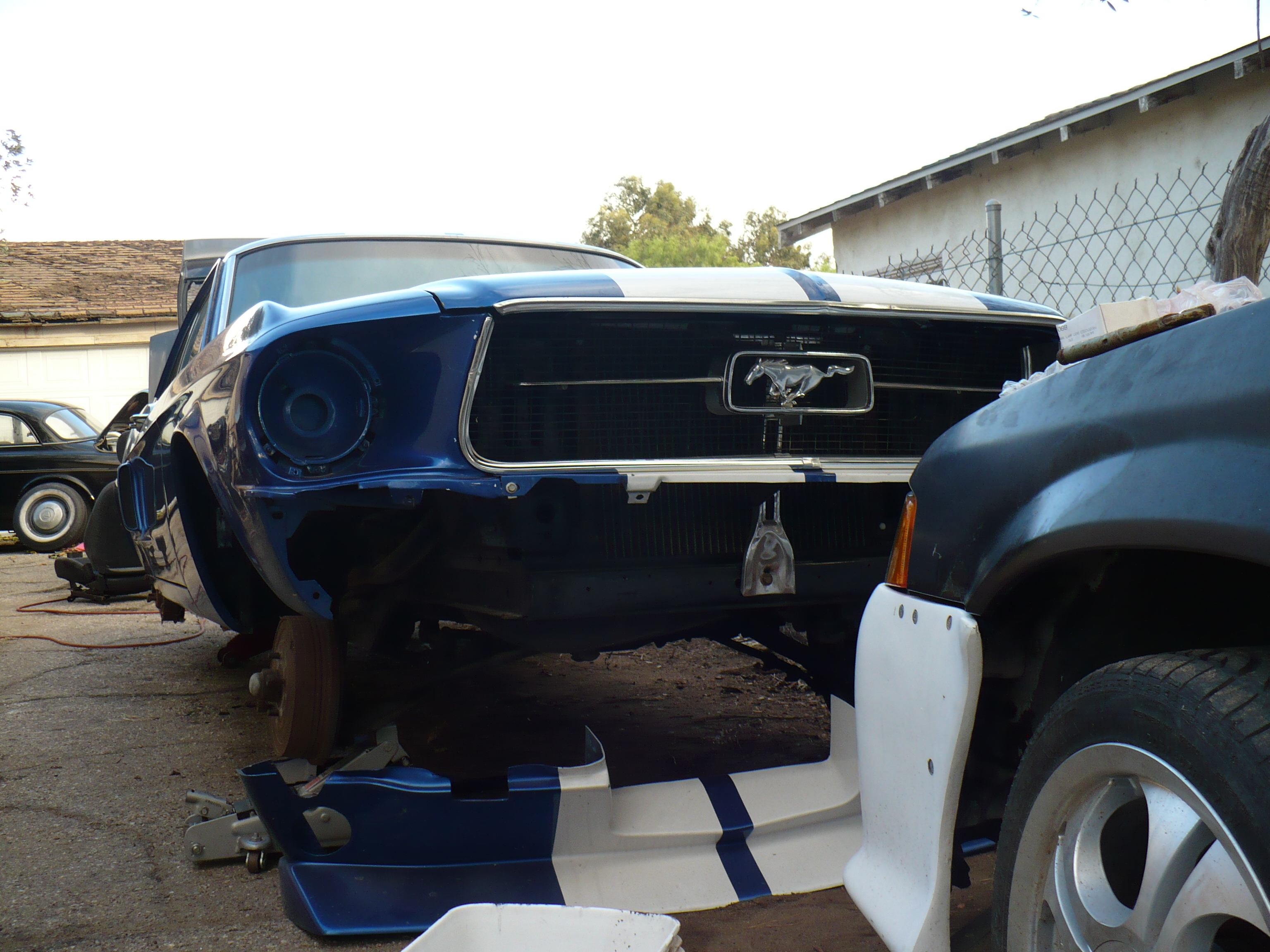 Another HyperSega 1967 Ford Mustang post... - 13114804