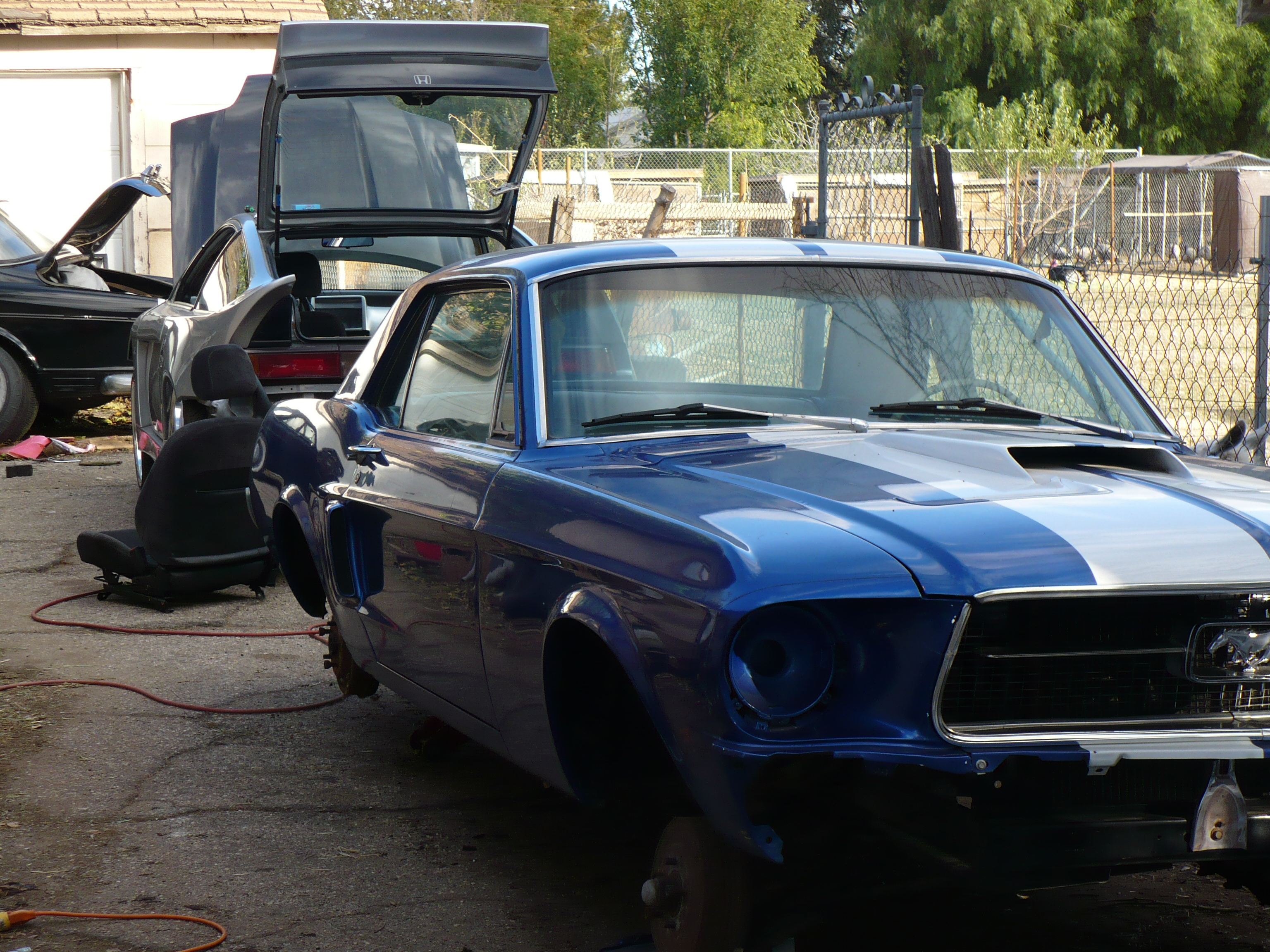 Another HyperSega 1967 Ford Mustang post... - 13114815