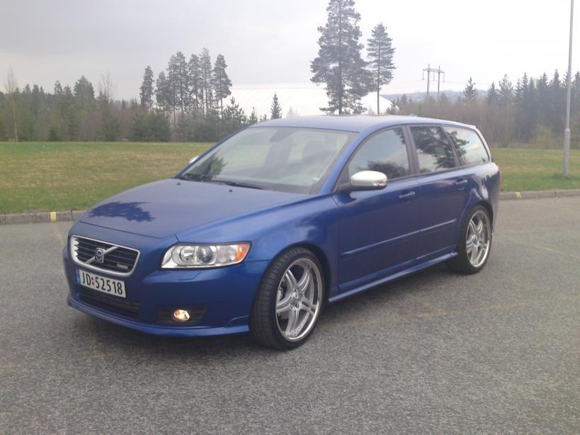 Staale 2008 Volvo V50 Specs, Photos, Modification Info at CarDomain