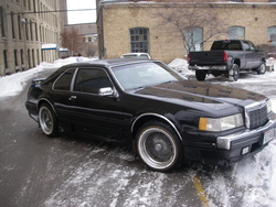 monark1211s 1988 Lincoln Mark VII