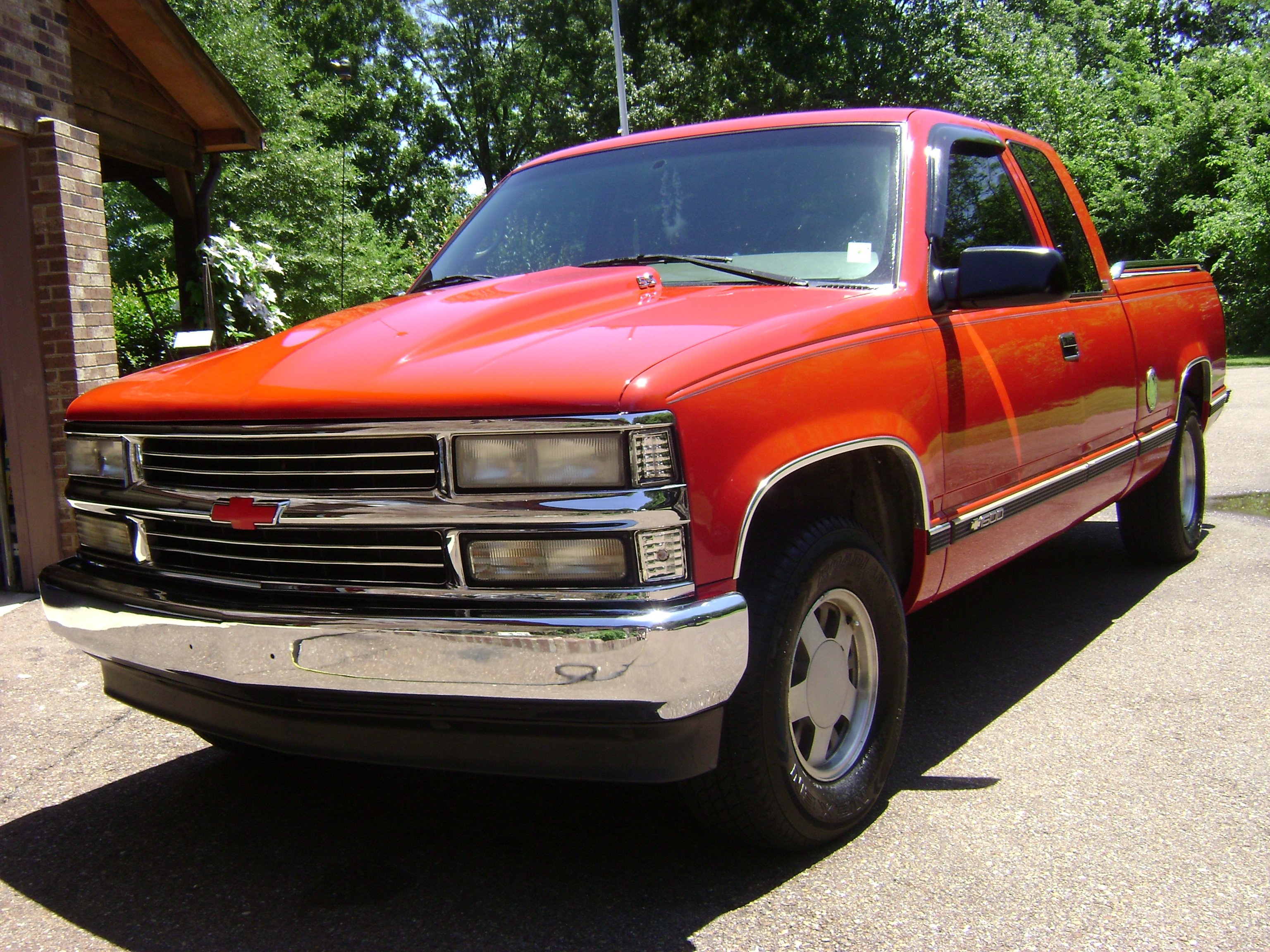 cookiessilverado 1996 chevrolet silverado 1500 regular cab specs photos modification info at. Black Bedroom Furniture Sets. Home Design Ideas