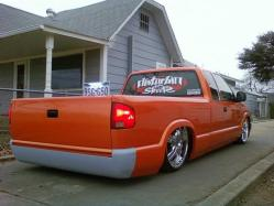 DisturbinDimes 1996 Chevrolet S10 Regular Cab