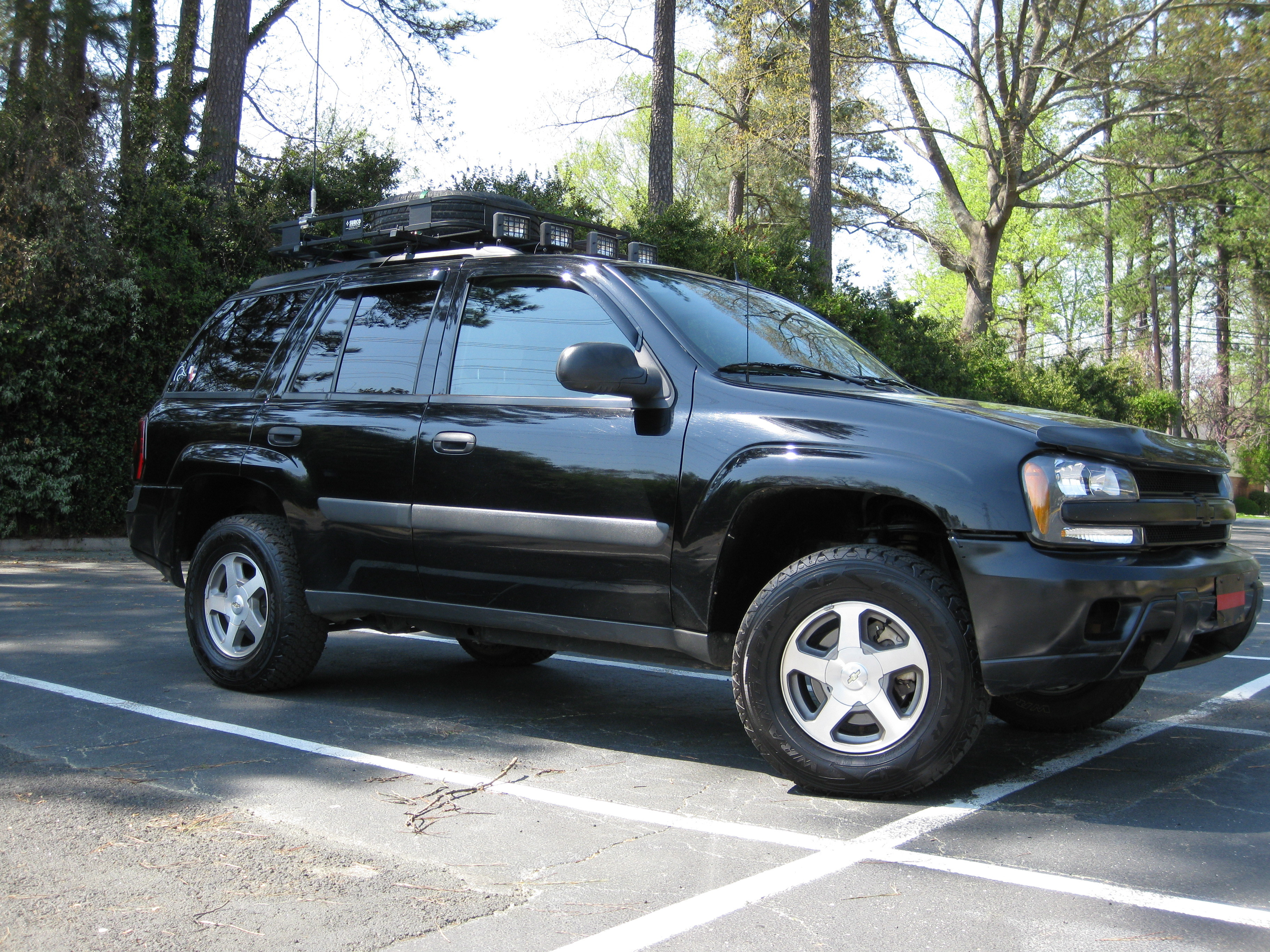 bigbadbowtie088 2005 Chevrolet TrailBlazer Specs, Photos ...