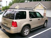 mightytye 2005 Ford Explorer