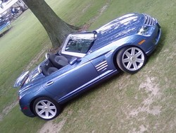 dipshitalon 2008 Chrysler Crossfire