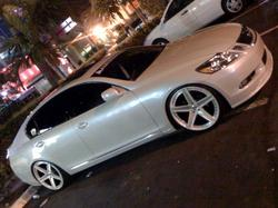 boulos 2006 Lexus GS