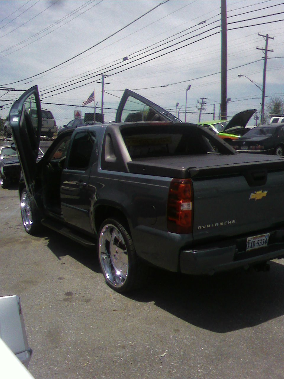 Another trugb23 2009 Chevrolet Avalanche post... - 13118420