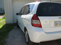 snowmann2345s 2007 Honda Fit