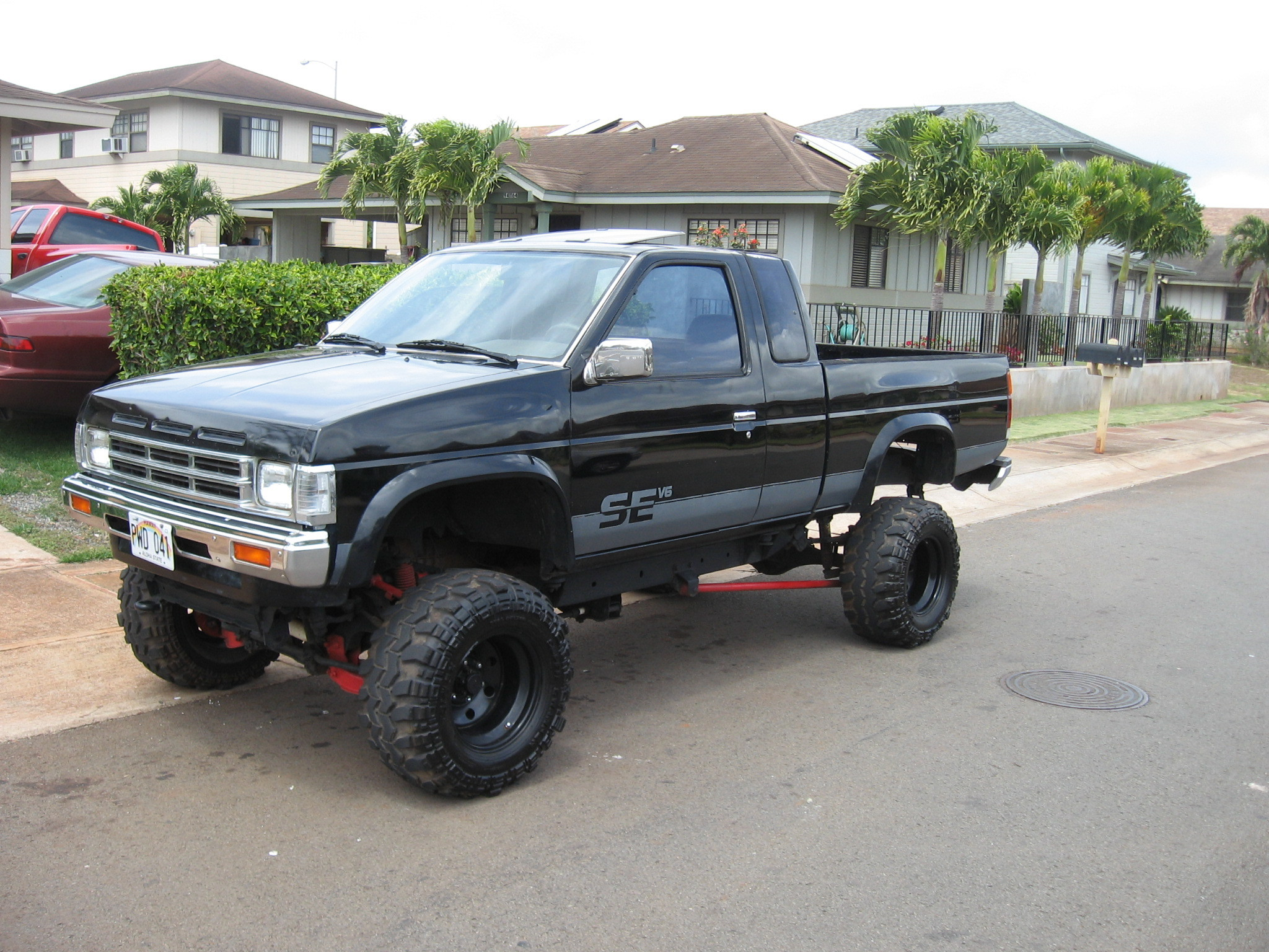 fa 1992 Nissan D21 Pick-Up Specs, Photos, Modification Info at ...