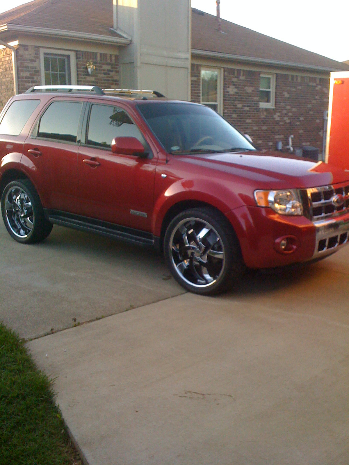 Ford Louisville Ky >> SymptomMusicKY 2008 Ford Escape Specs, Photos, Modification Info at CarDomain